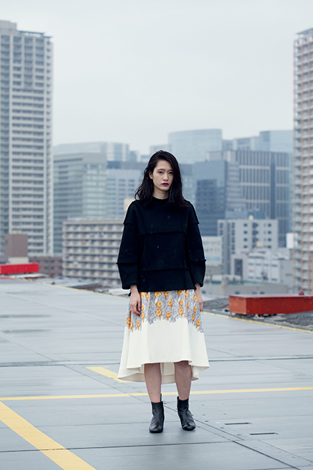 Y.M.Walts 2015aw collection [ chaos in order ]