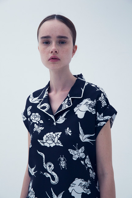Y.M.Walts 2016ss collection [ Flower , Bird , Wind , and  Moon ]