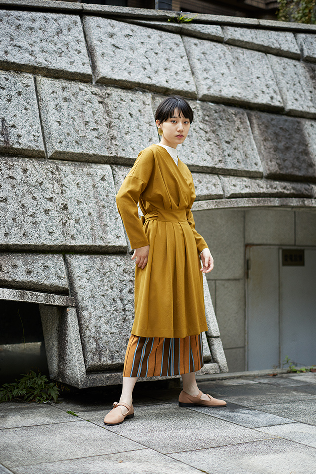 Y.M.Walts 2020ss collection [ impression of air ]