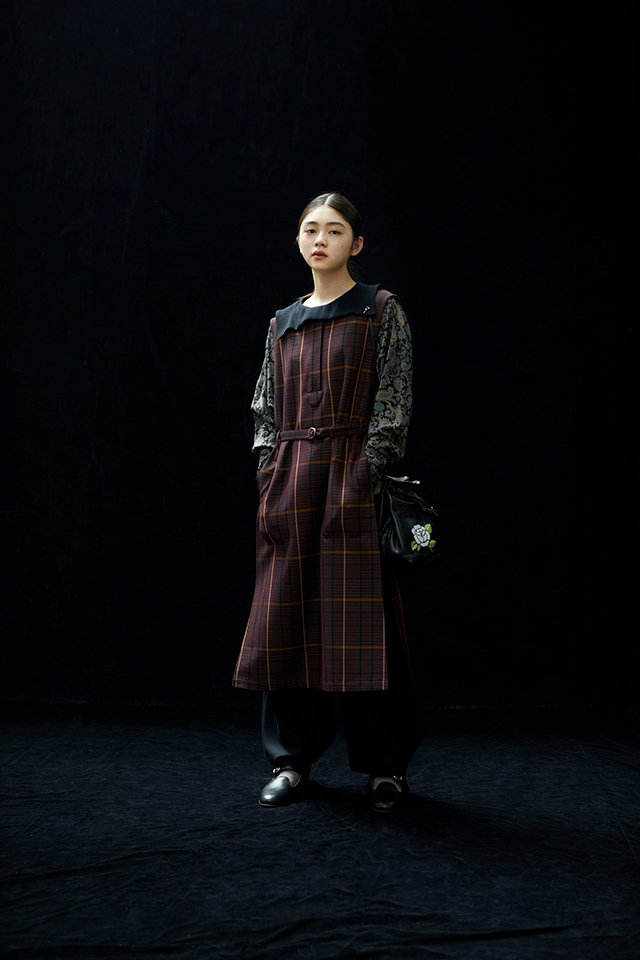 Y.M.Walts 2021aw collection [ lively in the calm ]